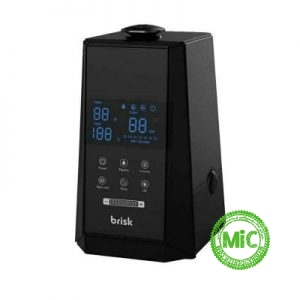دستگاه بخور سرد و گرم بریسک Brisk HU26